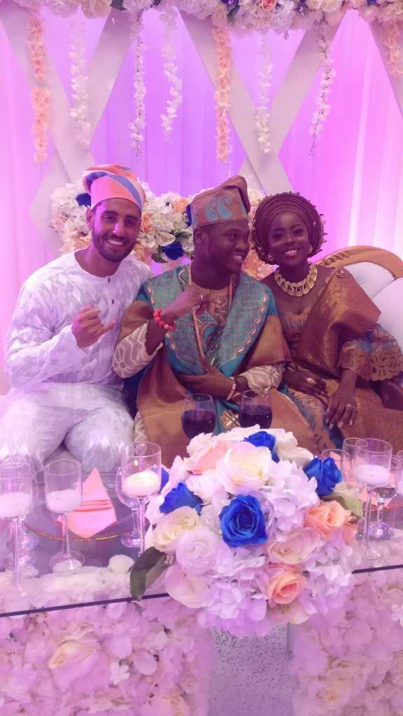 Avec Jean-Marc, Zafir et Amira